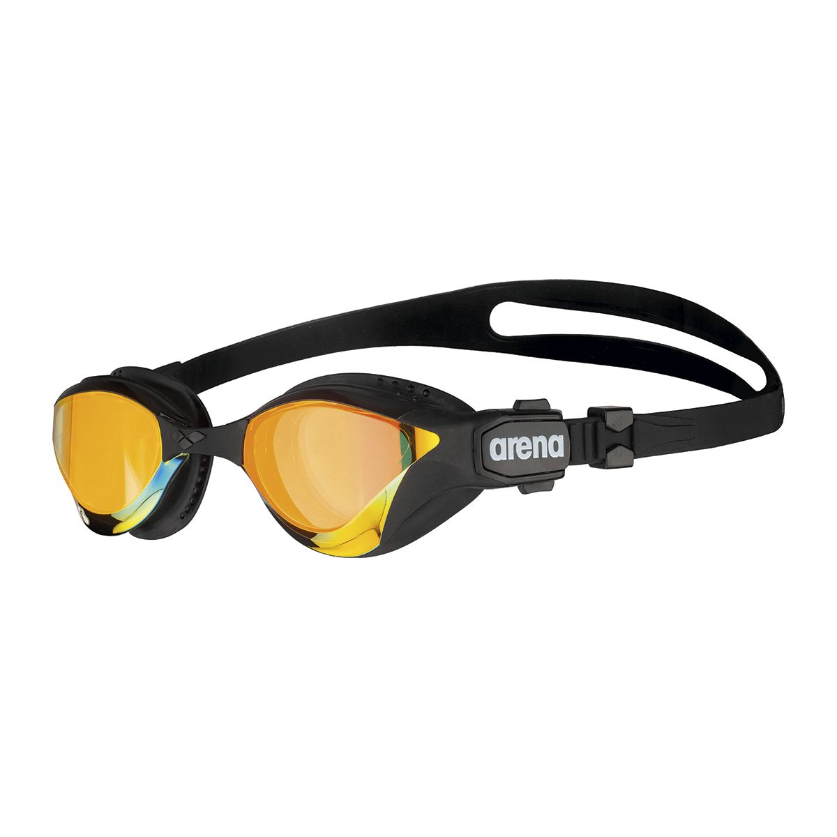 Cobra Tri Swipe Mirror Swimming Goggles