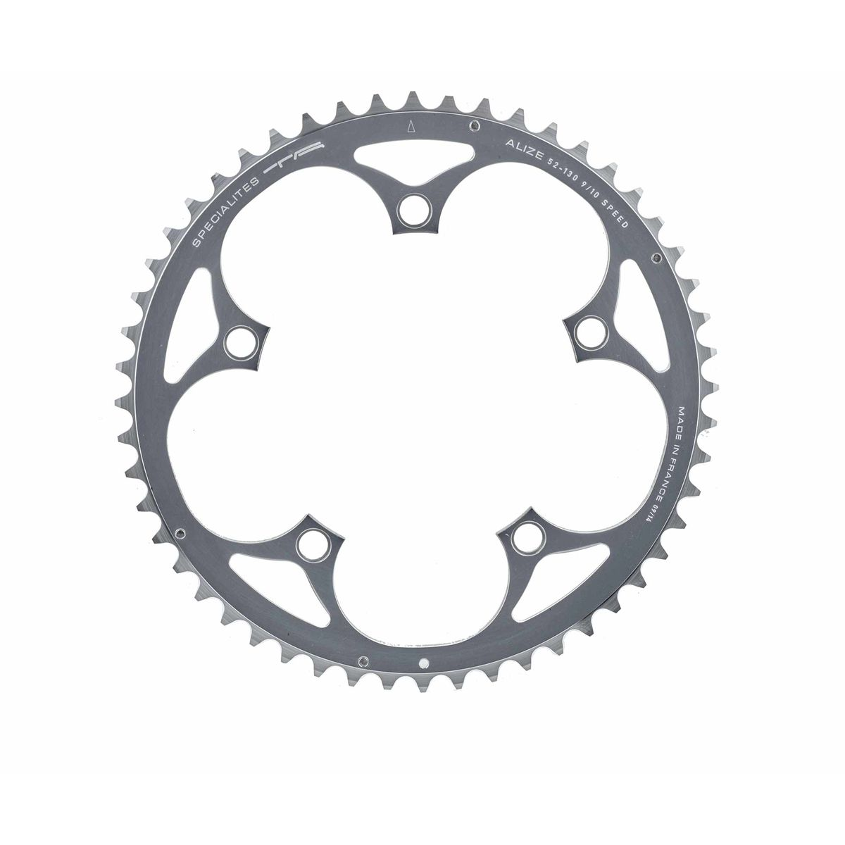TA Alizé 9-/10-speed 52-tooth chainring | Klinger