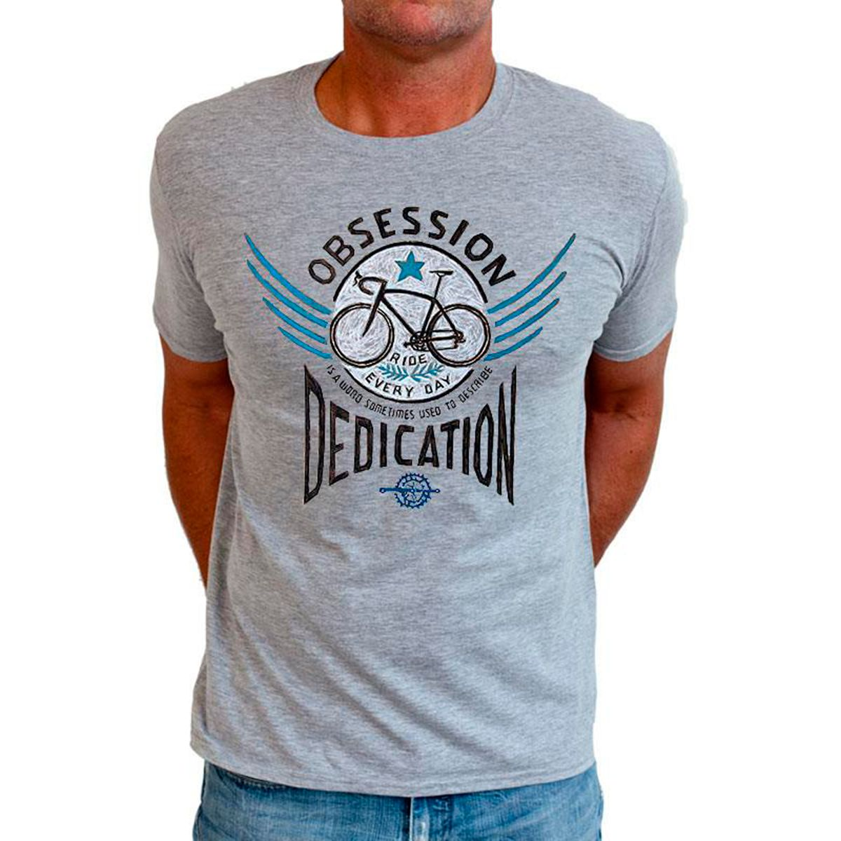 CYCOLOGY BIKE OBSESSION T-Shirt | Trøjer