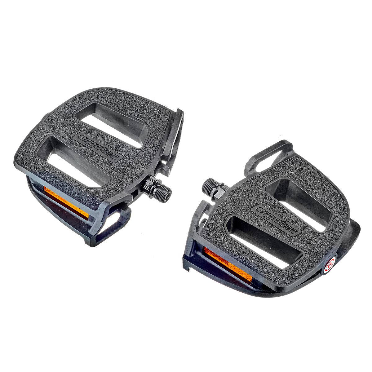 ergotec EP-2 comfort pedals for city and electric bikes | City-cykler