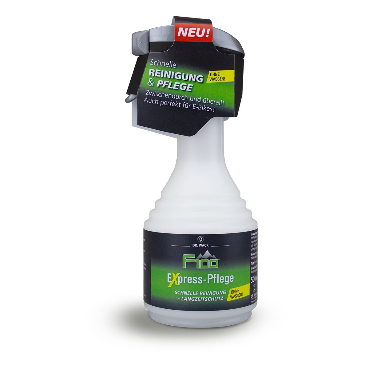 F100 Express Bike Cleaner Dry | polish_and_lubricant_component
