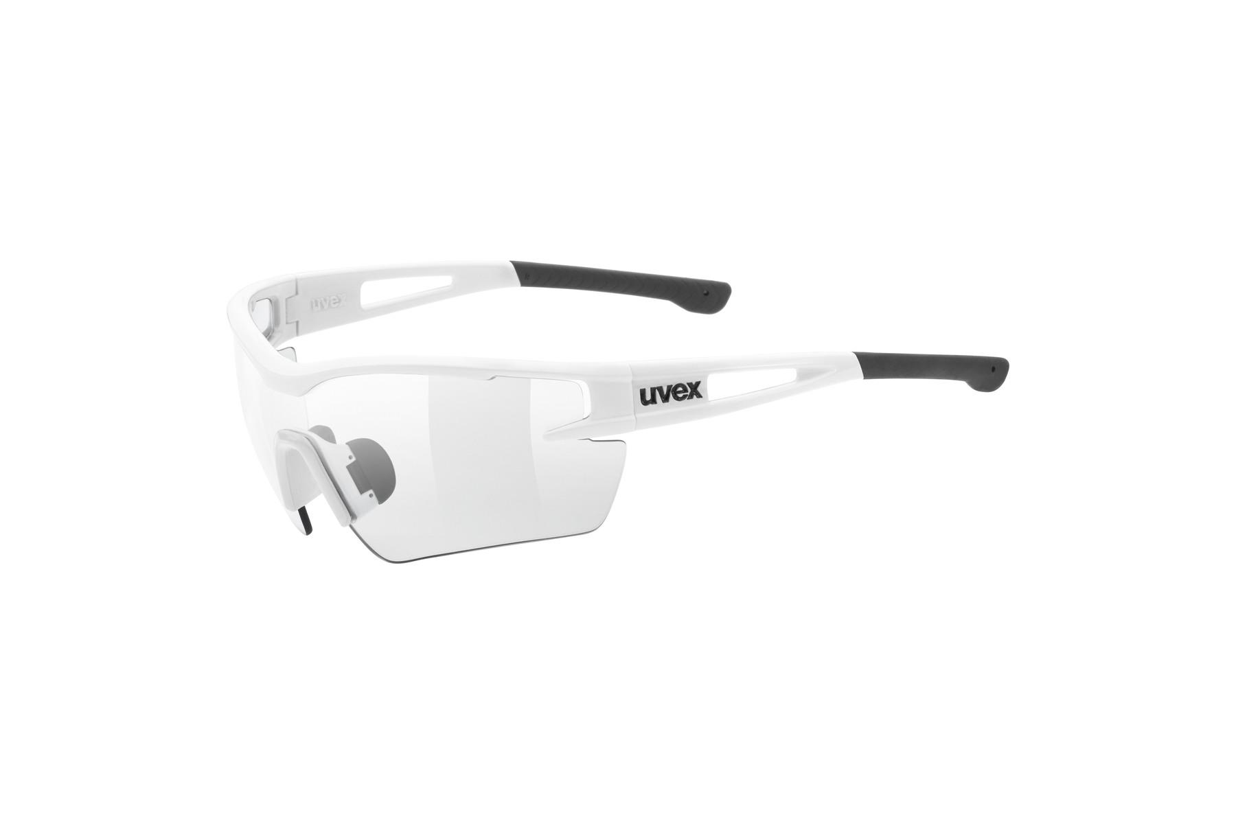 uvex sportstyle 116 v black mat/Lens: variomatic smoke apNiz1Eggi