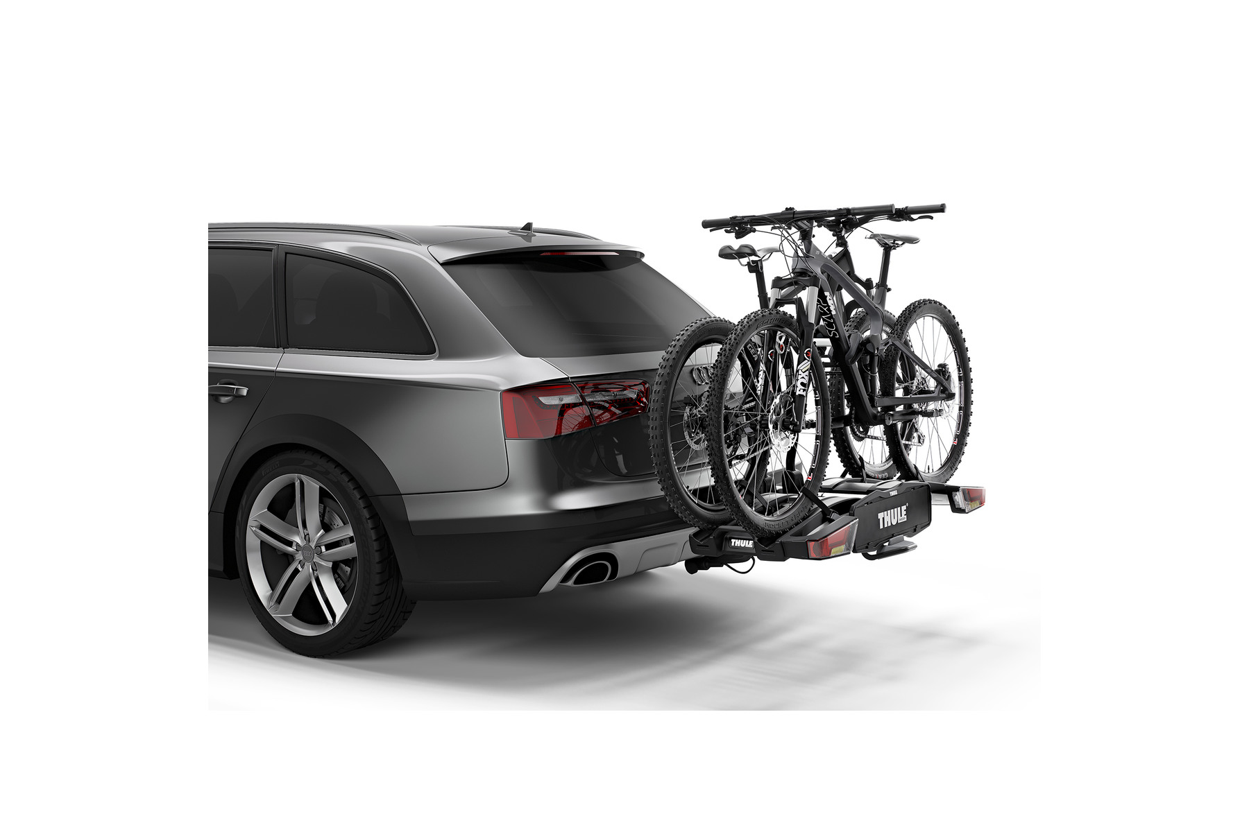 buy thule easyfold xt 933 bike rack for 2 bikes rose bikes. Black Bedroom Furniture Sets. Home Design Ideas