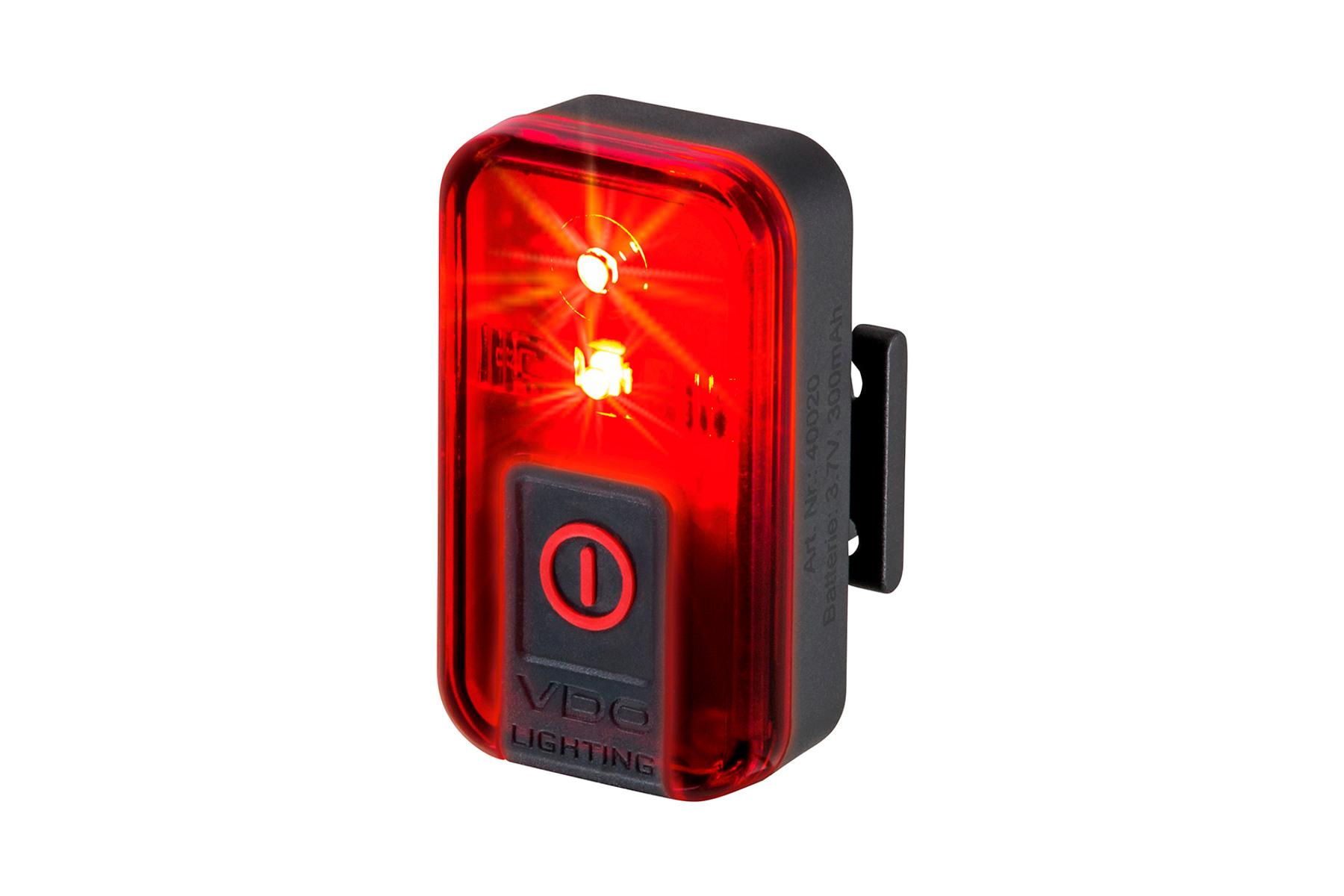 Eco Light Red Battery Powered LED Rear Light ...