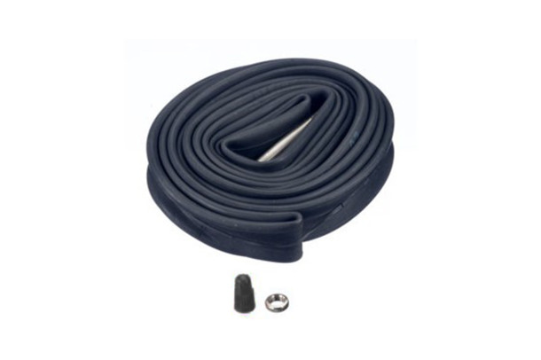"28"" butyl road bike inner tube PV42mm"