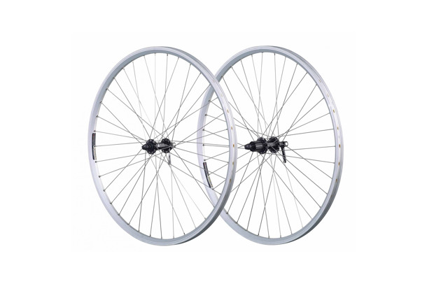 "28""/700C Xtreme T-ZX 19 / Shimano Deore LX 670 hybrid wheelset"