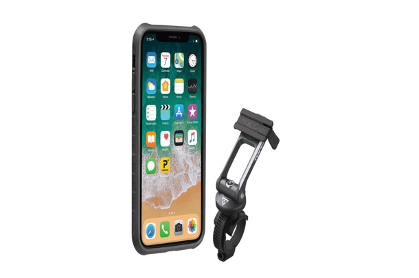 RideCase for iPhone X incl. RideCase Mount