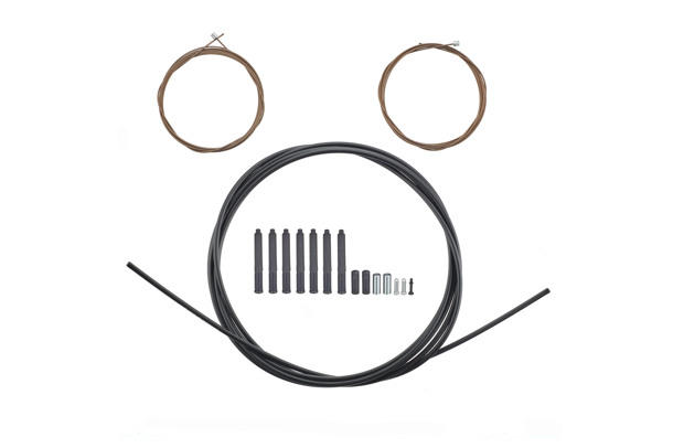 XTR polymer-coated shift cable set