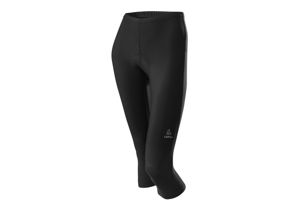 BASIC ¾-length cycling tights for women