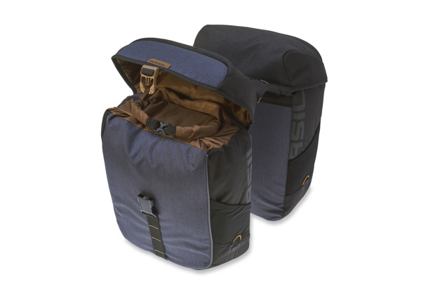 MILES DOUBLE BAG panniers (waterproof)