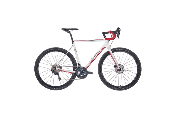 TEAM DX CROSS GRAVEL ULTEGRA second-hand bike