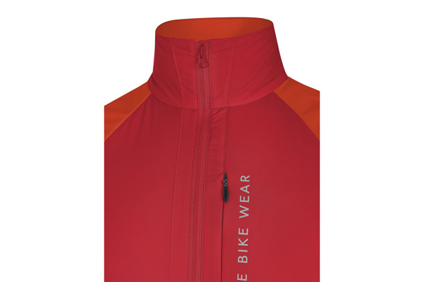 POWER TRAIL GORE WINDSTOPPER (partially) insulated jacket