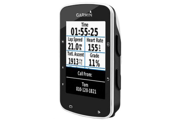 Edge 520 GPS bike computer Bundle Premium