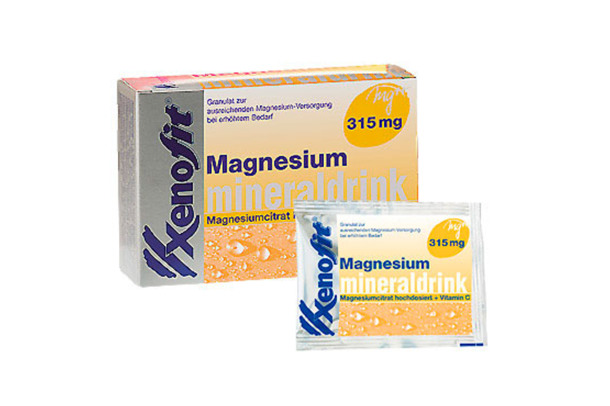 Xenofit® Magnesium + Vitamin C drink powder