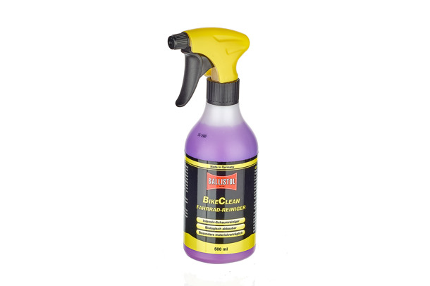 BikeClean bicycle cleaner