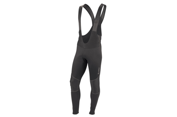 GORE WINDSTOPPER SOFTSHELL WARM thermal bib tights