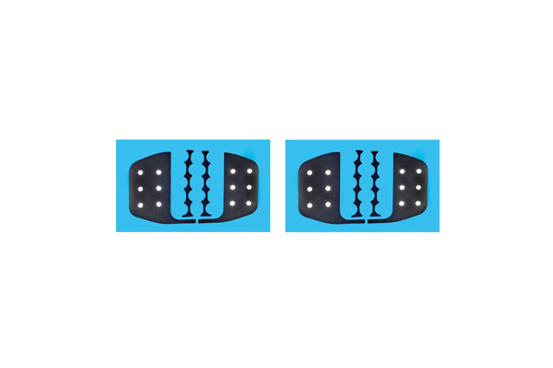 F40 Velcro Back Pad 15 mm replacement pads