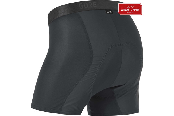 C3 GORE WINDSTOPPER BASE LAYER BOXER SHORTS+