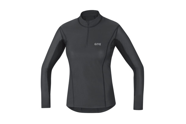 M WOMEN GORE WINDSTOPPER BASELAYER THERMO TURTLENECK