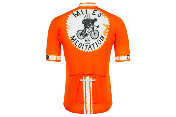 MILES ARE MY MEDITATION MEN'S JERSEY