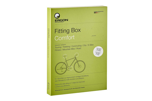 Ergon Fitting Box Bike adjustment aid
