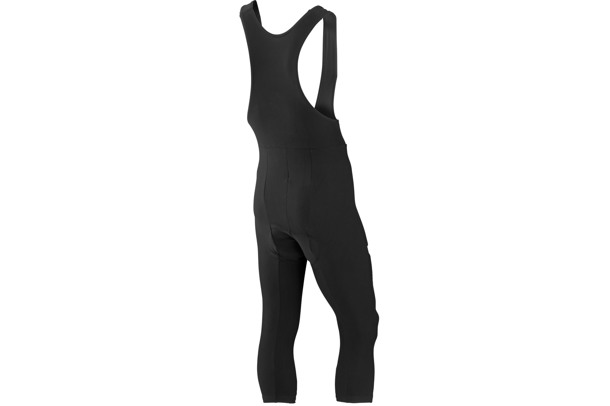 3/4-length thermal bib tights