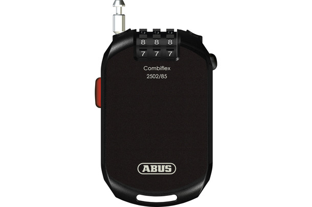 Abus Combiflex 2502 Roll-Back Cable Lock