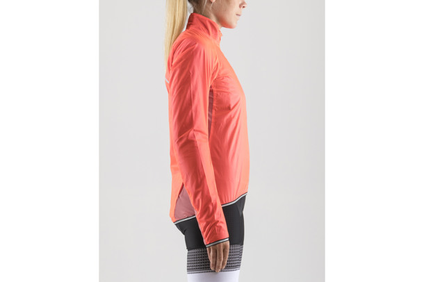 LITHE JACKET W women's windbreaker